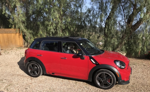 My JCW Mini Countryman