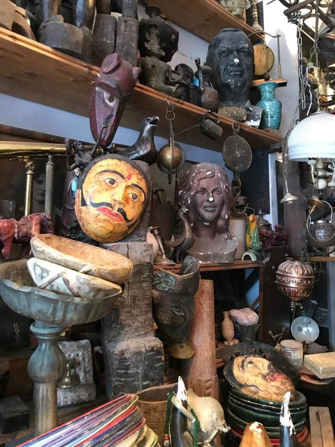 Jaffa Masks