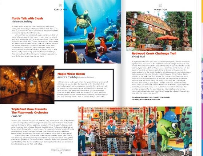 Disney Last Pages